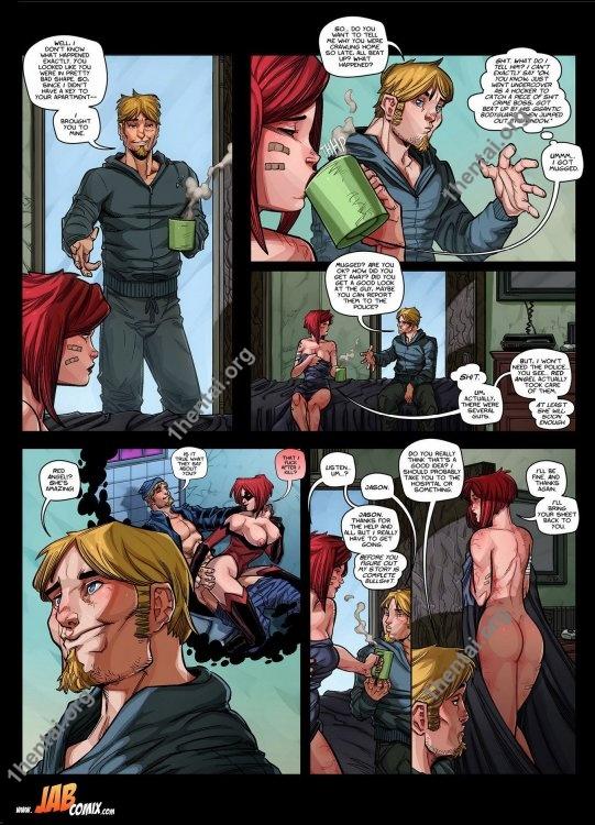 Red Angel 3 (Eng, Jab Comics, xXx, Free)