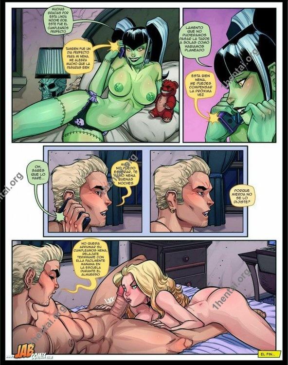 The Creepies (Eng, Jab Comics, xXx, Free)
