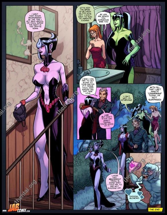 The Creepies 2 (Eng, Jab Comics, xXx, Free)