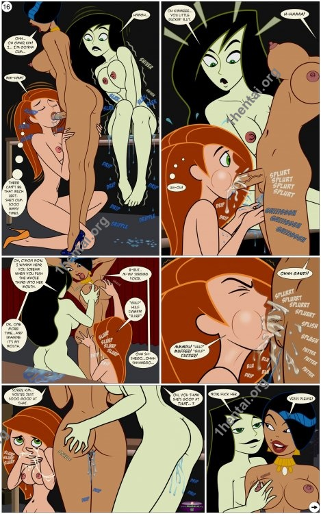 The Tale Of Kiki Possible (Eng, Jab Comics, xXx, Free)