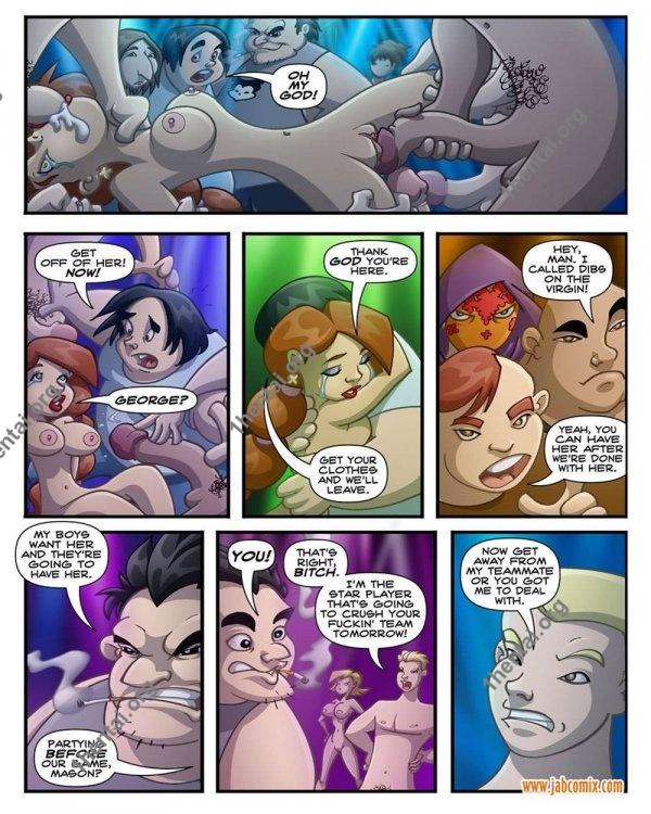 The Wrong House 3 (Eng, Jab Comics, xXx, Free)