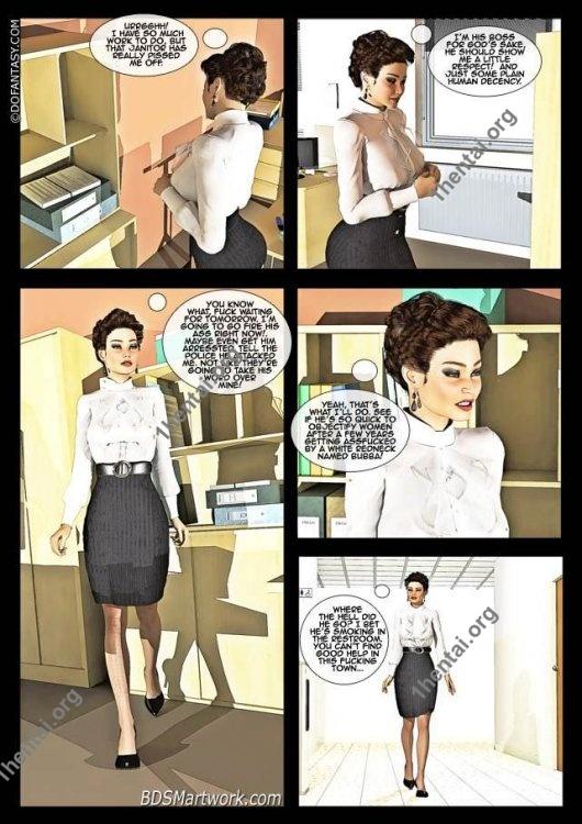 A Good Teacher (En BDSM Comics Free) by Arctoss