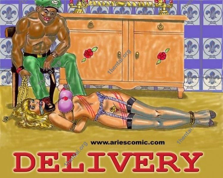 Ddeliverytodo by Aries (En, BDSM comics free)