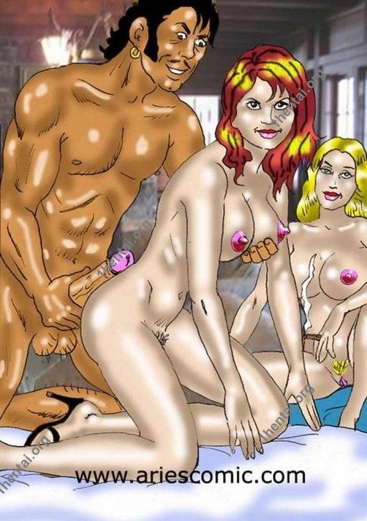 DICTATOR by Aries (En, BDSM comics free)