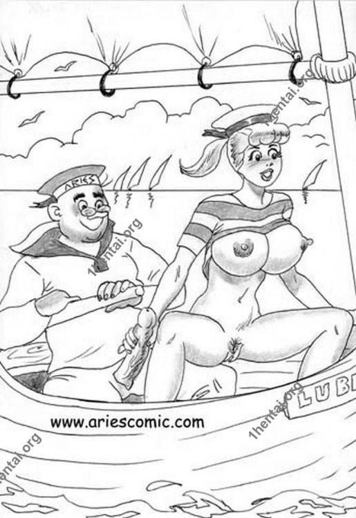DUNGEONPARODY by Aries (En, BDSM comics free)