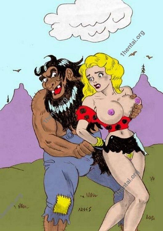 HILLBILL by Aries (En, BDSM comics free)