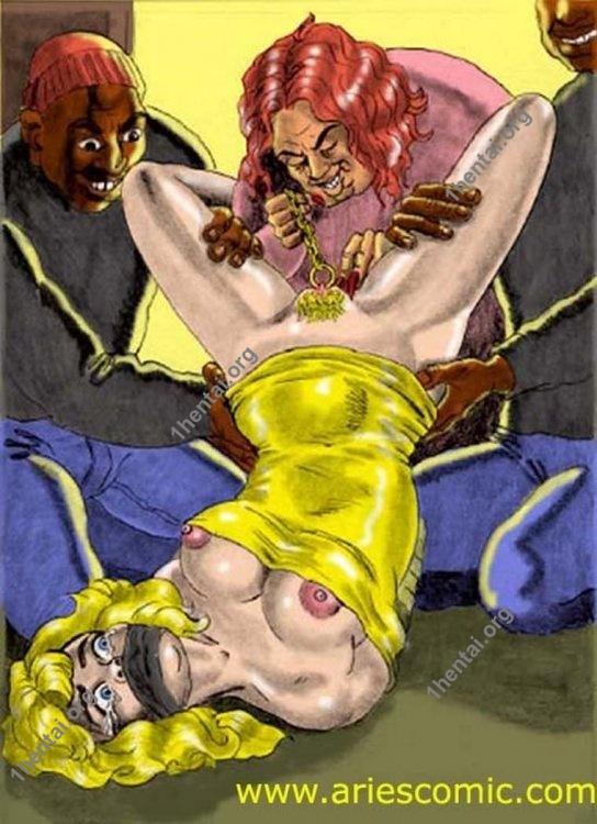 MISTRESS by Aries (En, BDSM comics free)