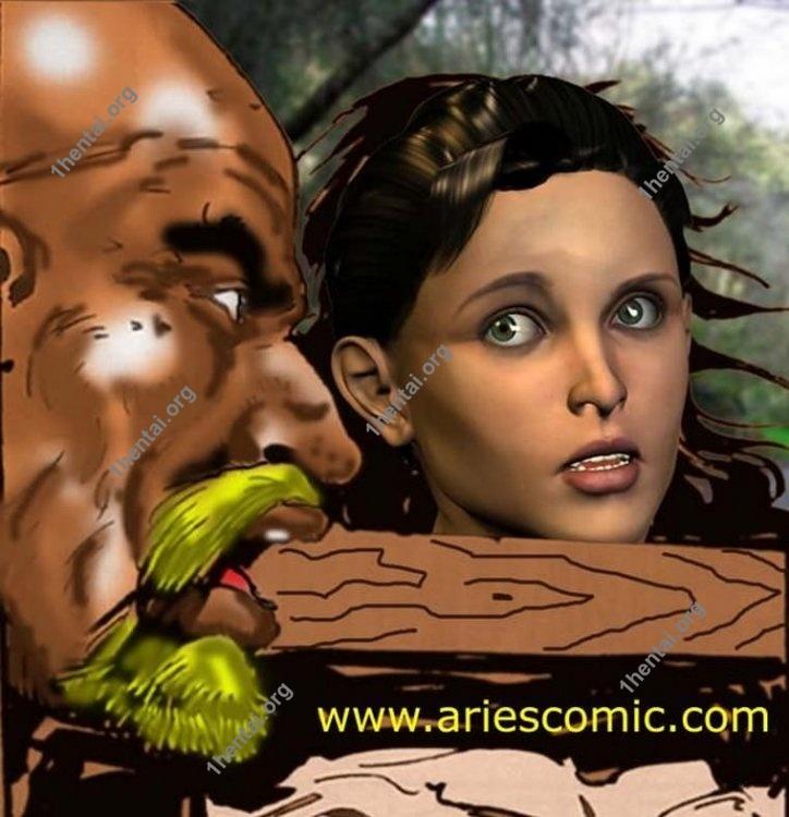 PILLORY by Aries (En, BDSM comics free)