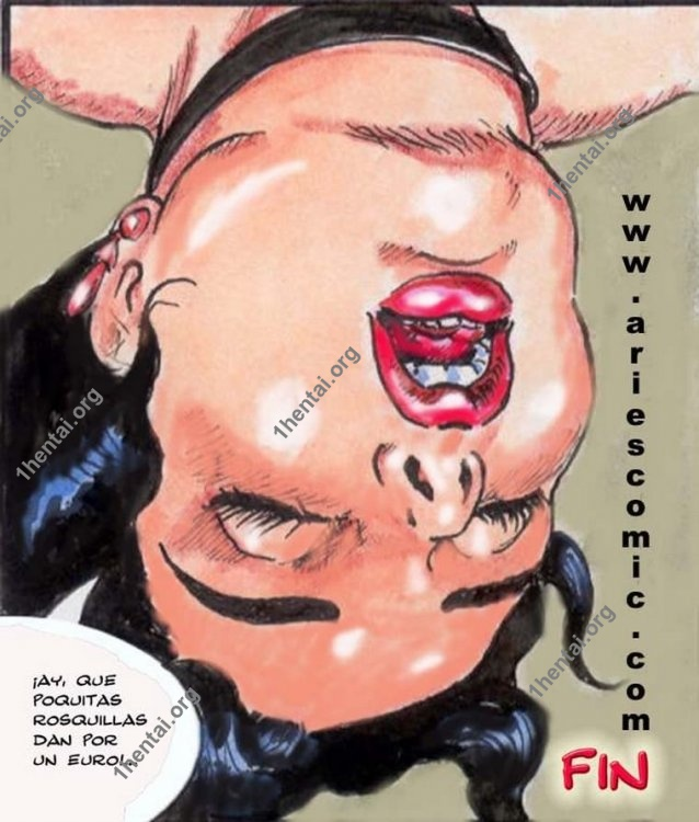 ROSQUILLAS by Aries (En, BDSM comics free)