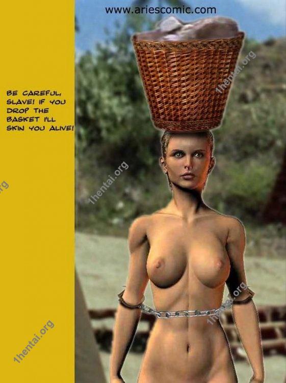 SLAVECARAVAN by Aries (En, BDSM comics free)
