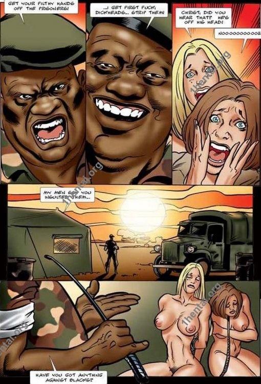 SLAVEowner by Aries (En, BDSM comics free)