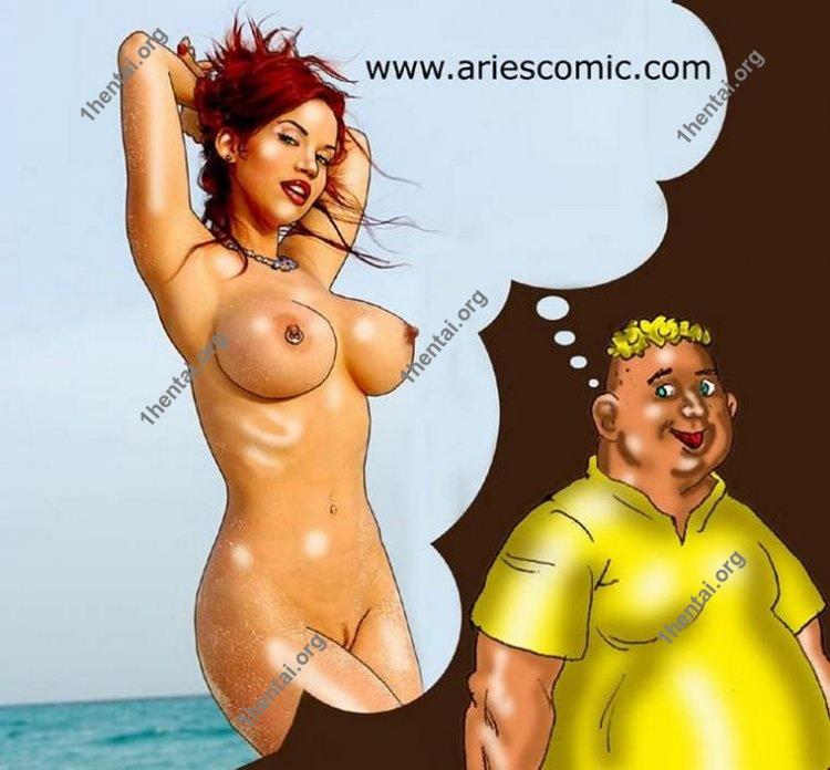 TAKINGCARE by Aries (En, BDSM comics free)