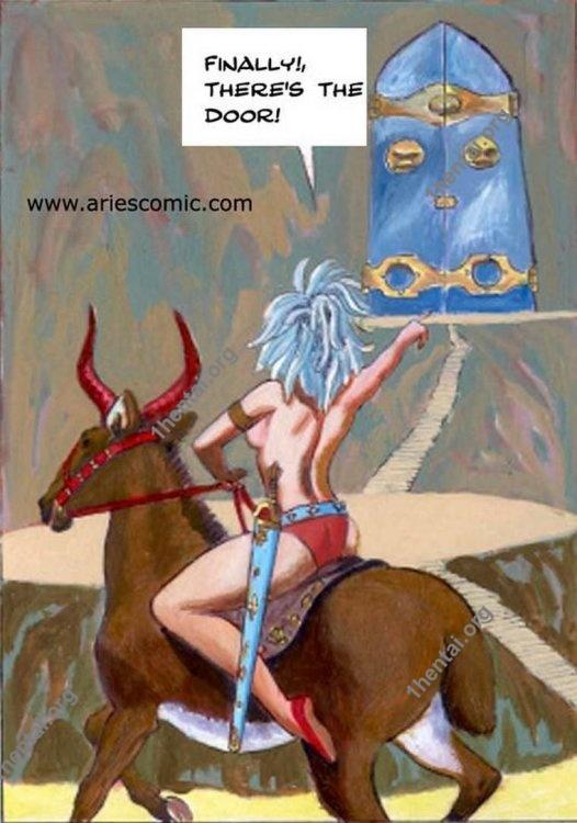 The Orcs by Aries (En, BDSM comics free)
