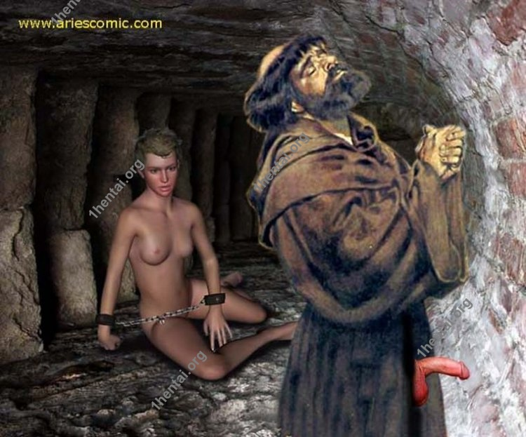 Tortured Witches by Aries (En, BDSM comics free)