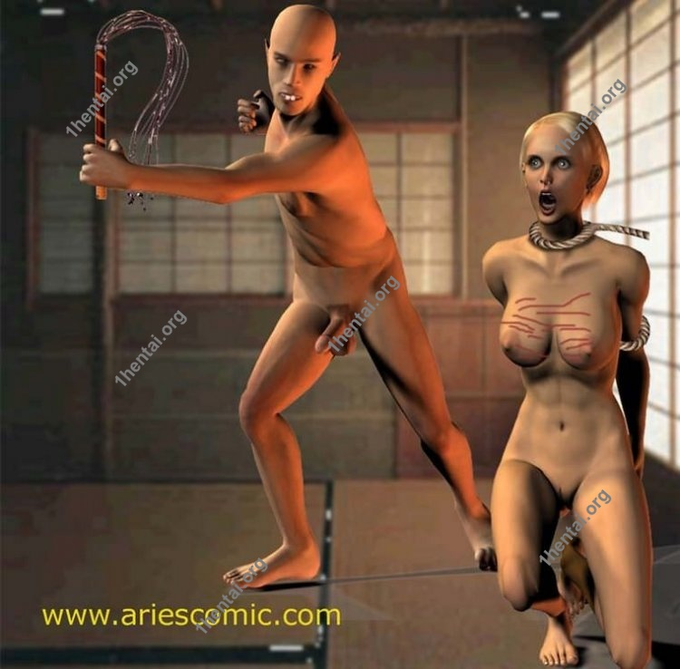 TRADCHINA by Aries (En, BDSM comics free)