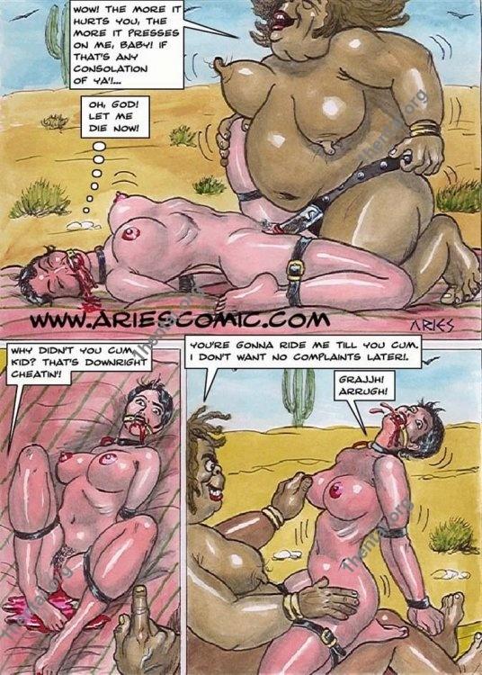 WICKED by Aries (En, BDSM comics free)