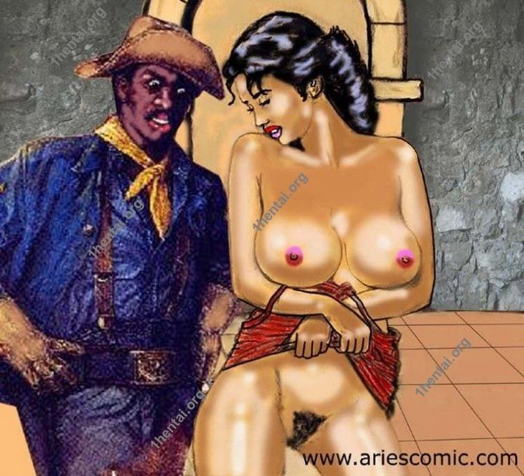 YANKEEPRISON2 by Aries (En, BDSM comics free)