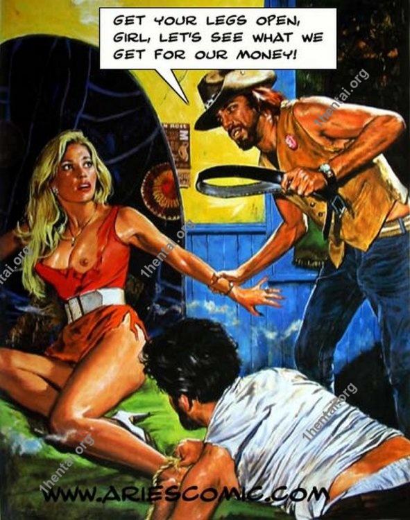 BDSM EROTIC COMICS ILLUSTRATION ARIES Free