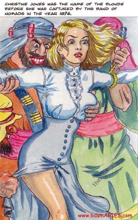 Camel Whip BDSM Comics free read