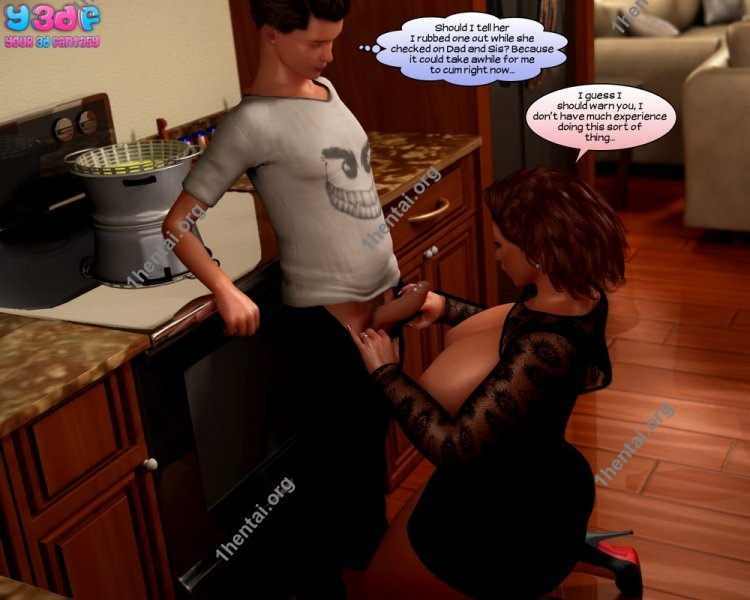 Are You Kidding Me 2 Part 2 - Y3DF Comics Free