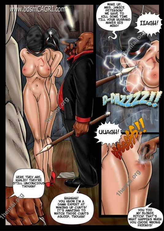 ARABIAN NIGHTS from Cagri comics by Cagri