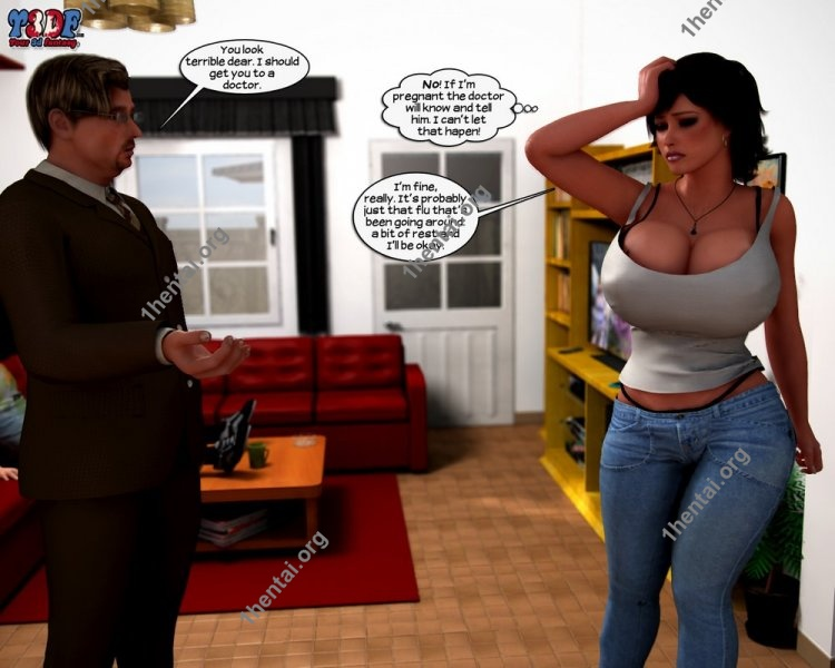 Busted 3 - Y3DF Comics Free