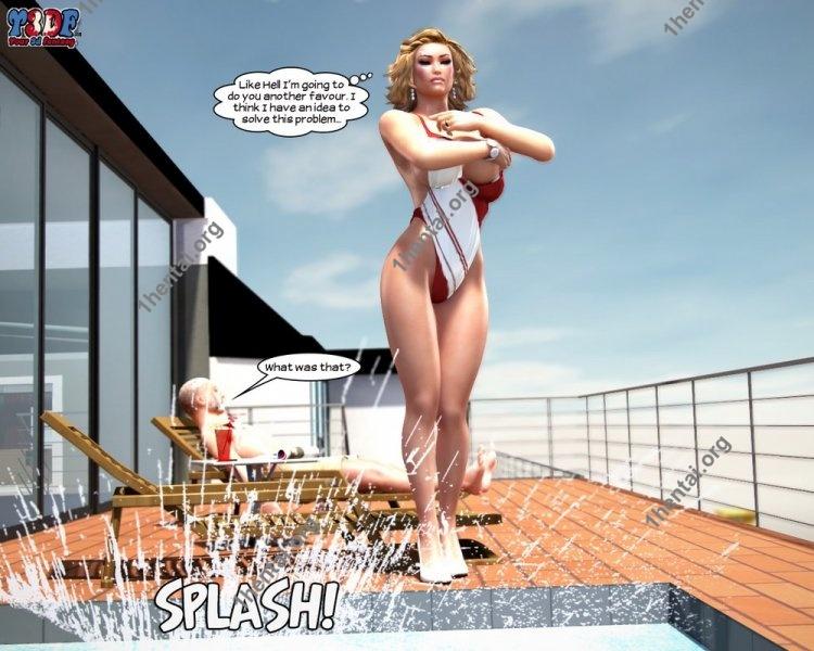 Caught 2 - Y3DF Comics Free