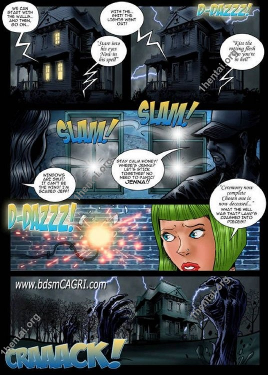 HaHa_1 comics by Cagri