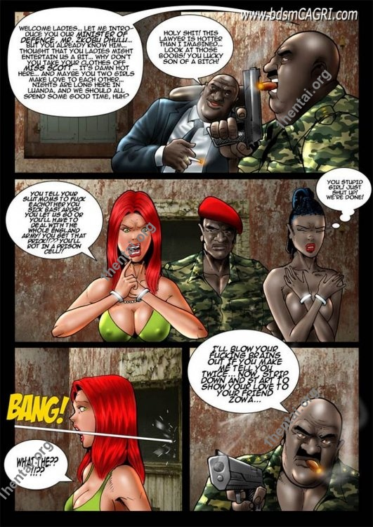 LOST LAWYER comics by Cagri