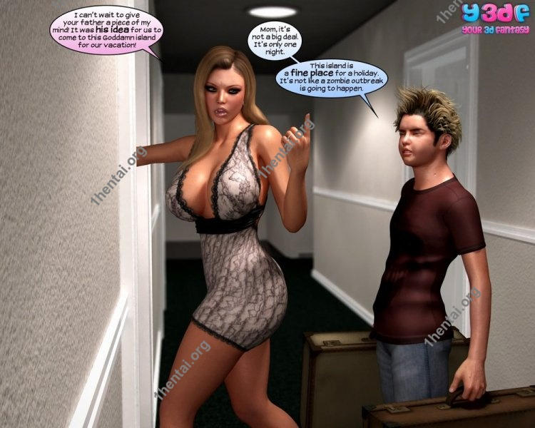 One Night Stand - Y3DF Comics Free