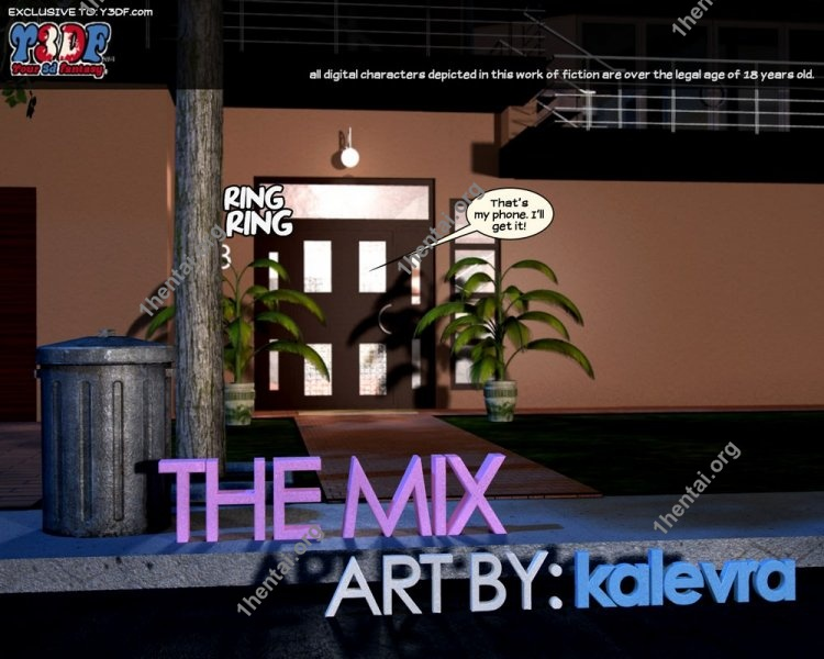 The Mix - Y3DF Comics Free