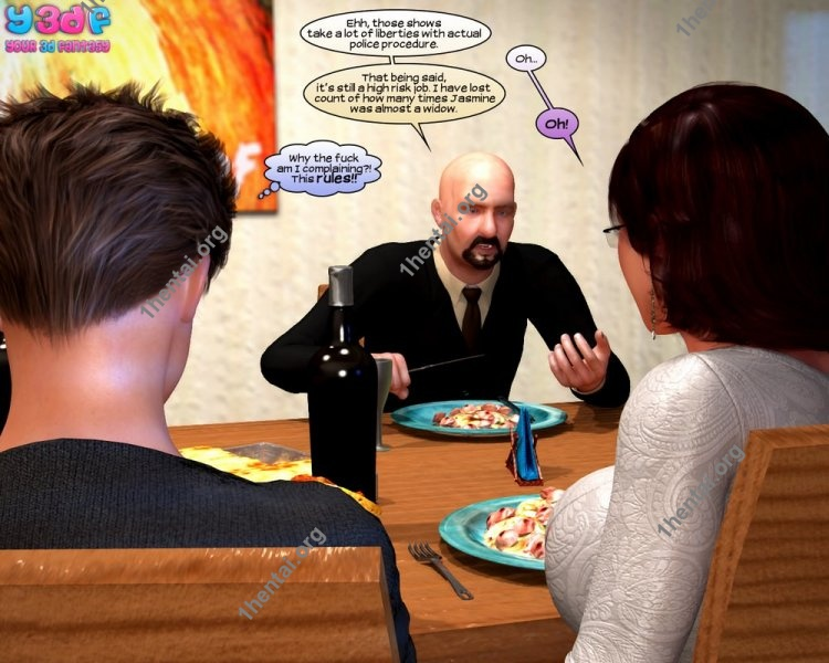 The Uprising - Y3DF Comics Free