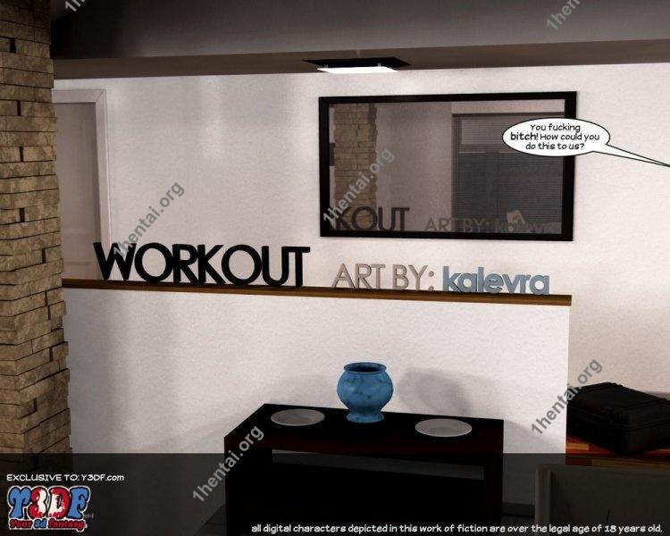 Workout - Y3DF Comics Free