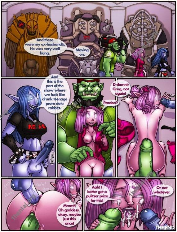 Shia - Belf Cribs (comics,  en)