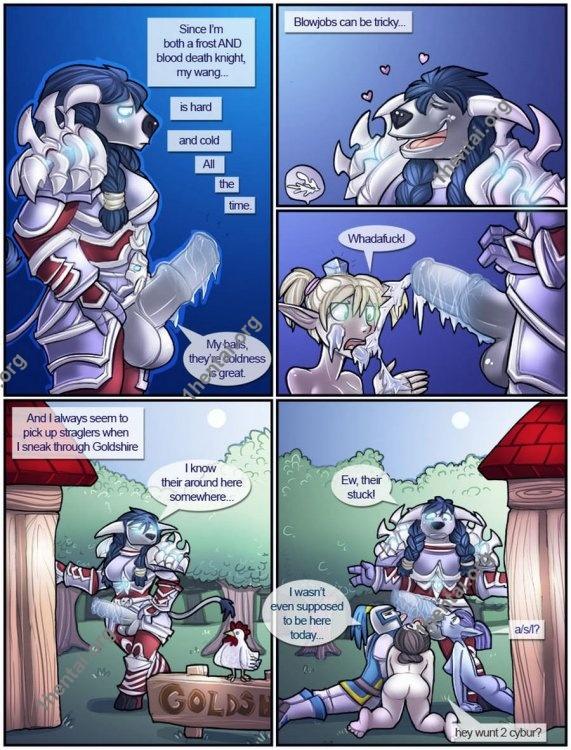 Shia - Death Cow (comics,  en)