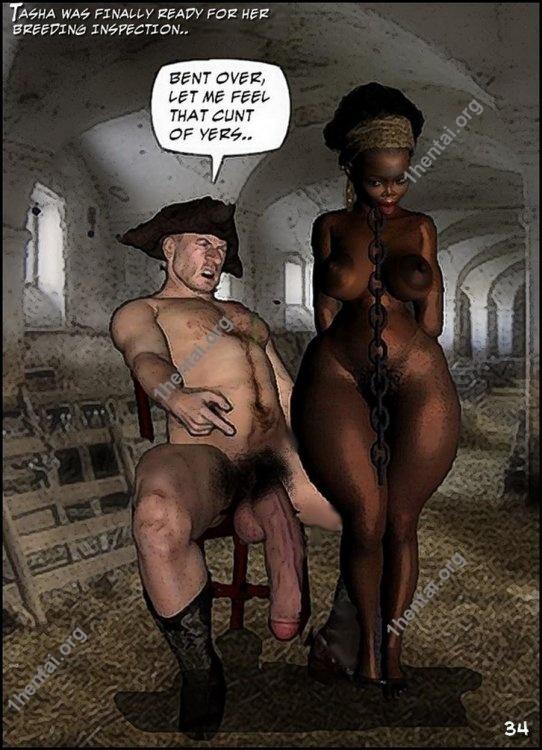 Breeding Sistas (Interracial xxx comics, en)