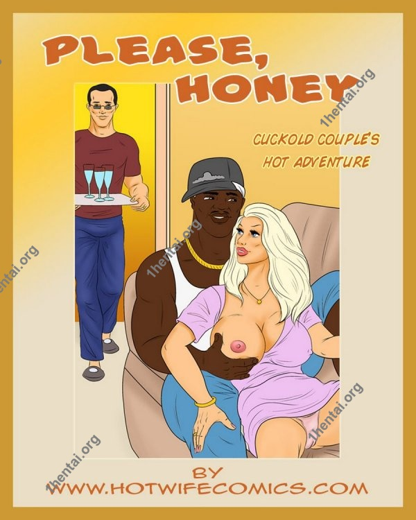 Please, Honey (Interracial xxx comics, en)