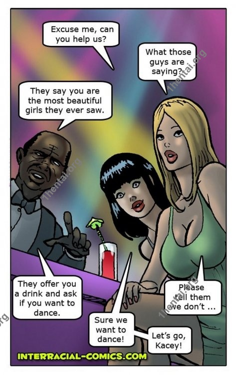 Interracial-comics (Interracial xxx comics, en)