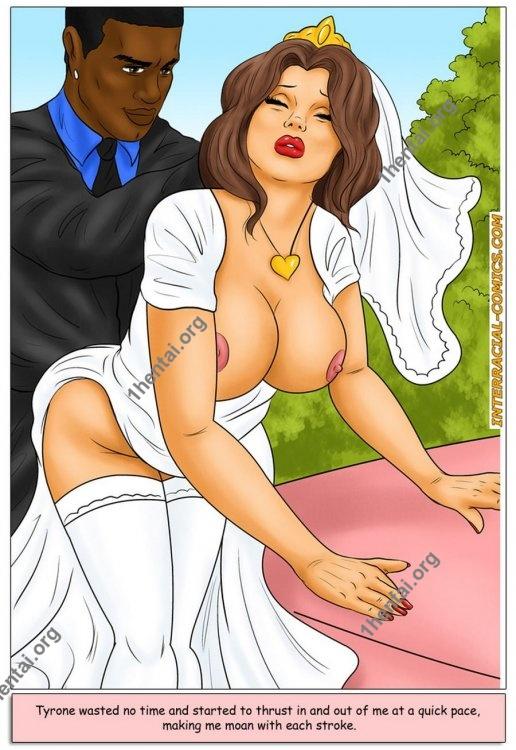 Bride (Interracial xxx comics, en)