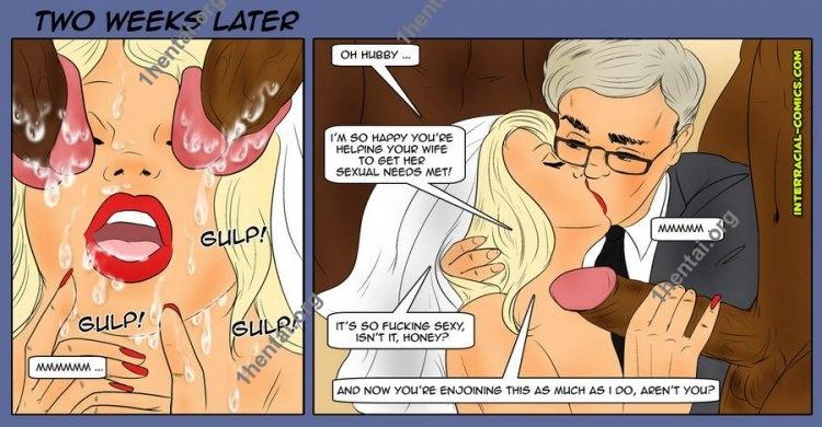 Bride2 (Interracial xxx comics, en)