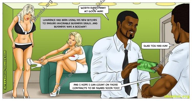 Stepfather3 (Interracial xxx comics, en)