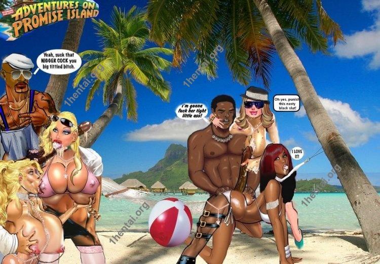 JhonPersons (Interracial xxx comics, en)