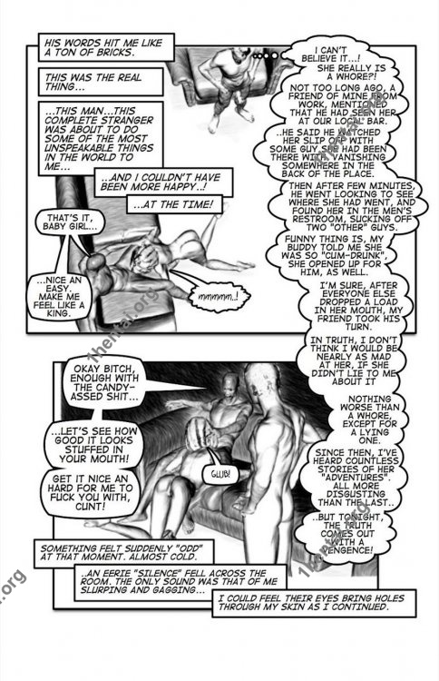 Payback (Interracial xxx comics, en)