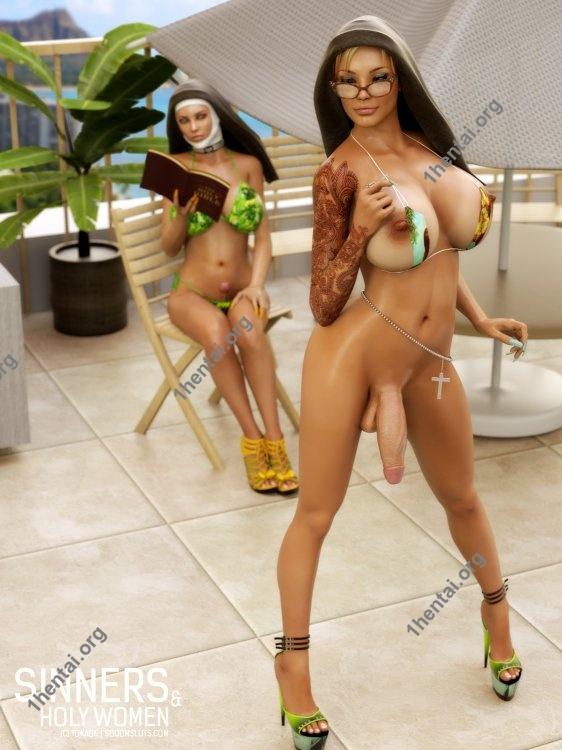 Sodom Sluts - Sinners And Holy Women (futa in paradise)