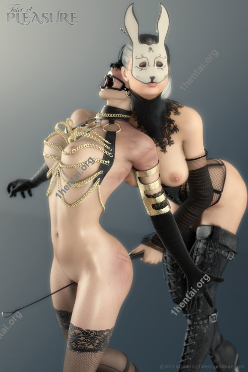 Tales Of Pleasure - Bad Kitty! (Color BDSM)