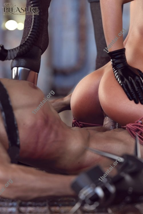 Tales Of Pleasure - Cock work Industries (Torture comics)