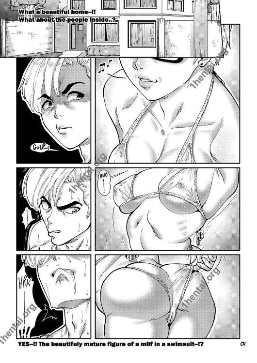 Bee Patient (Eng) [Comics Author: Aarokira]