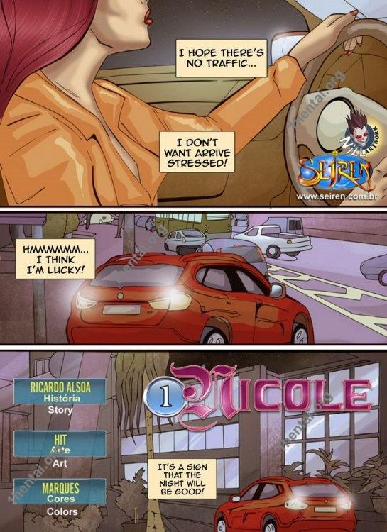 Nicole (Eng) [Comics Author: Seiren]