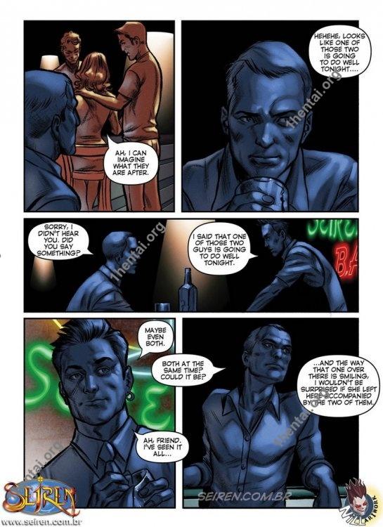 Conquest (Eng) [Comics Author: Seiren]