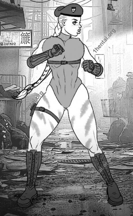 Game Over Girls: Cammy (Eng) [Comics Author: Pegasus]